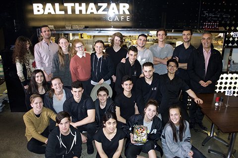 Balthazar Cafe Adelaide - Family