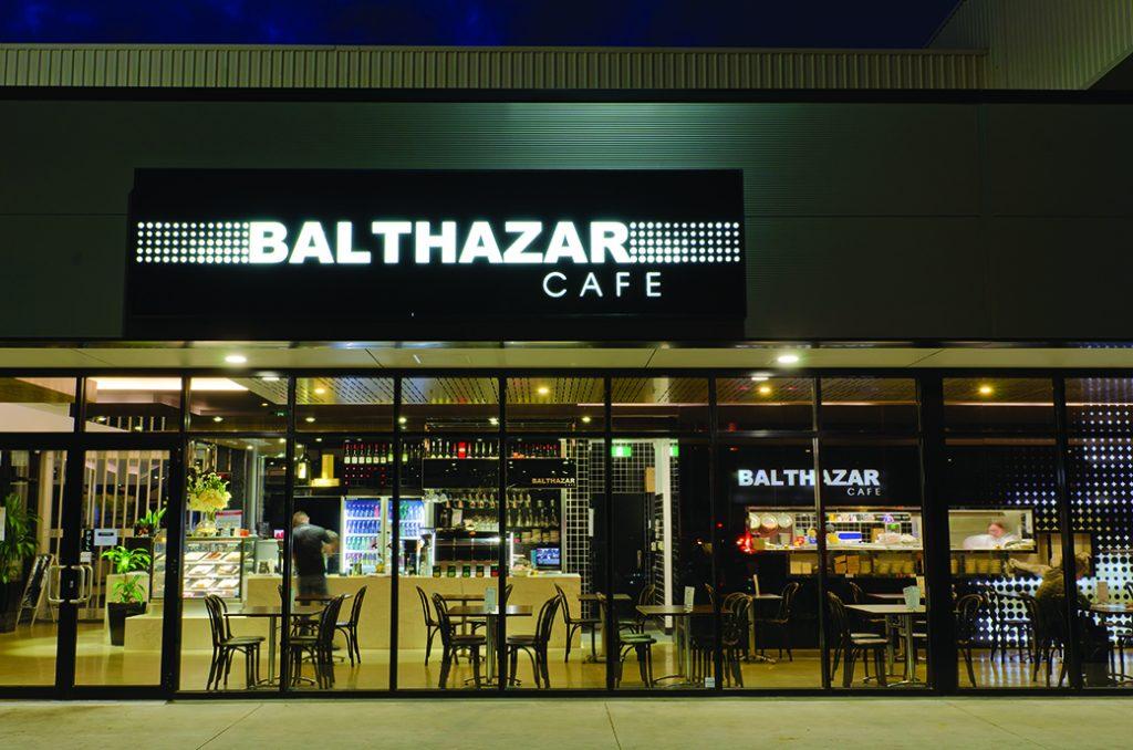 Balthazar Cafe Adelaide - Exterior