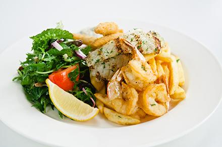 Balthazar Cafe Adelaide - Seafood