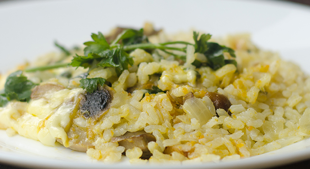 risotto-dish